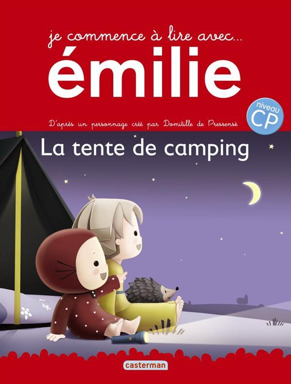 JE COMMENCE A LIRE AVEC EMILIE T5 LA TENTE DE CAMPING