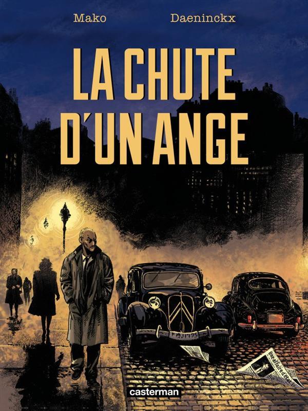 CHUTE D'UN ANGE
