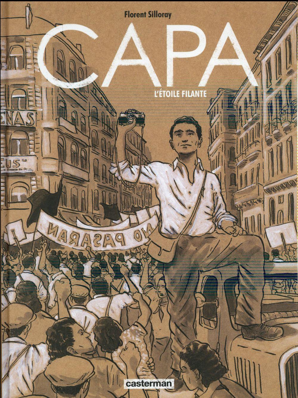 CAPA - L'ETOILE FILANTE