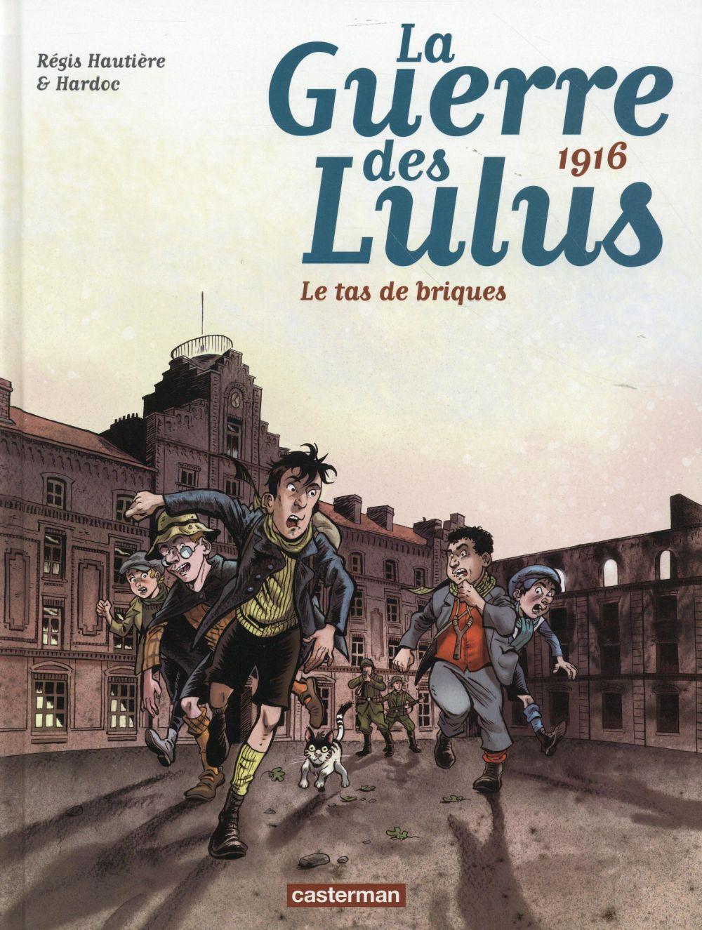 LA GUERRE DES LULUS T3