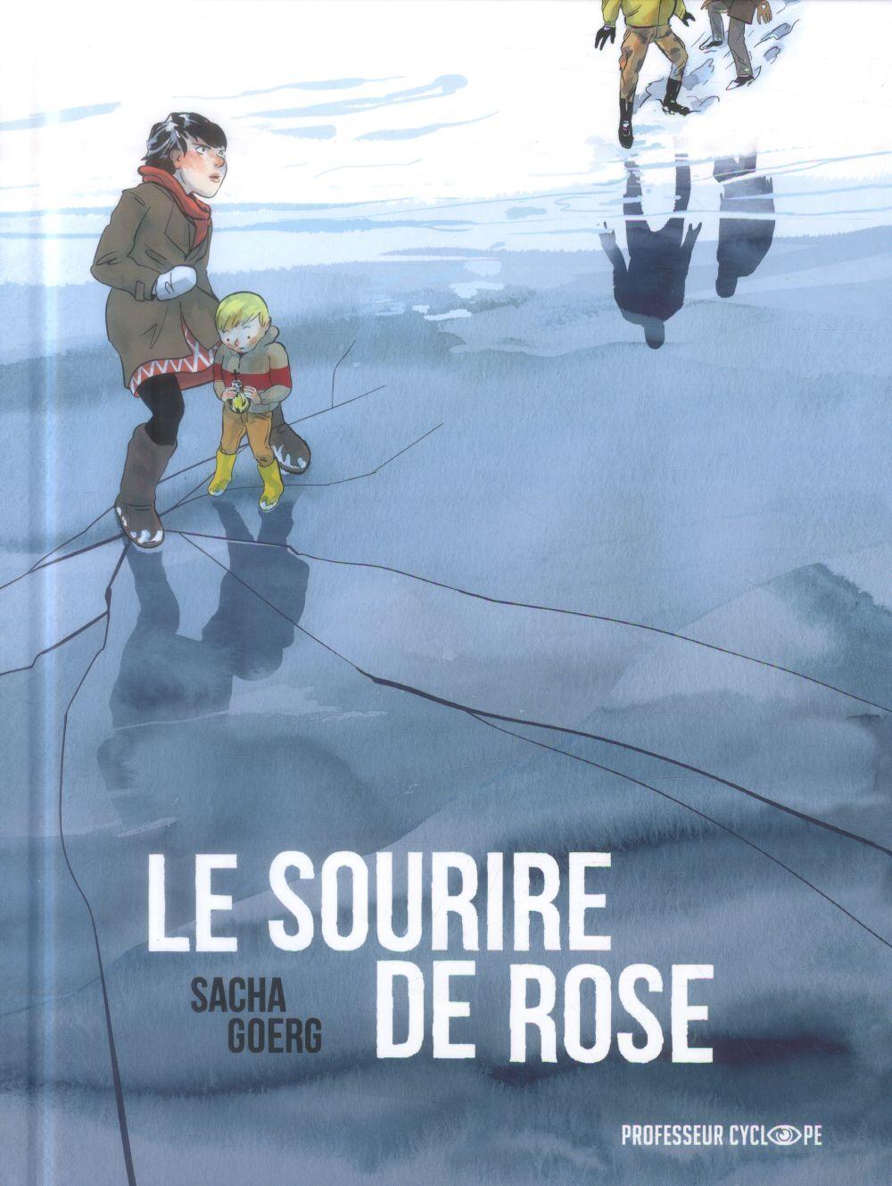 LE SOURIRE DE ROSE