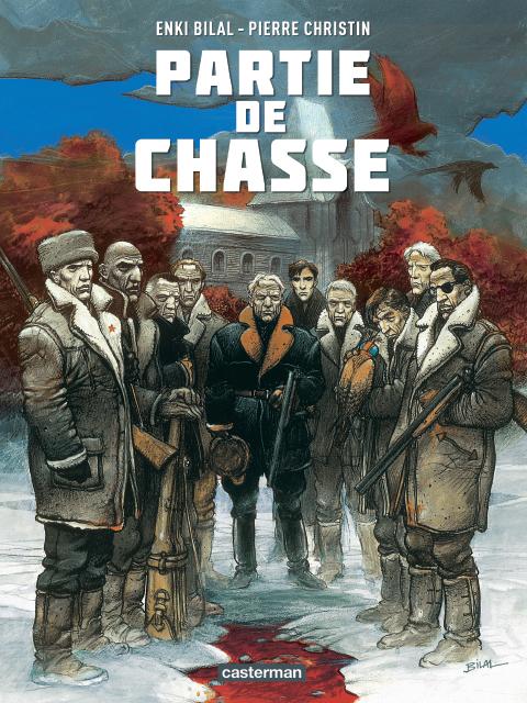PARTIE DE CHASSE