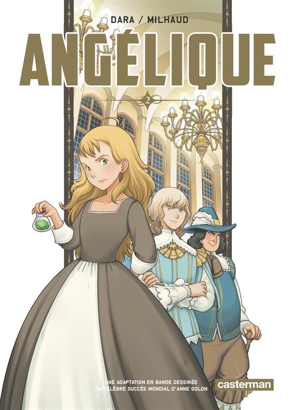 ANGELIQUE MARQUISE DES ANGES -T2