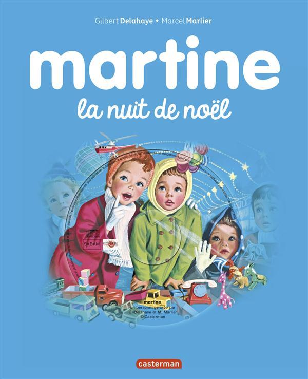 MARTINE LA NUIT DE NOEL + CD ED 2016