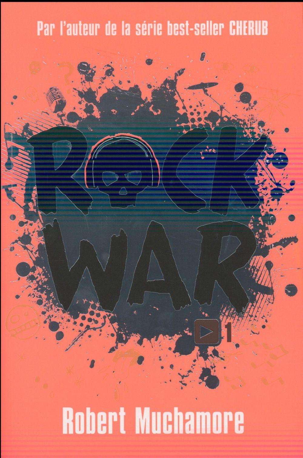 ROCK WAR T1