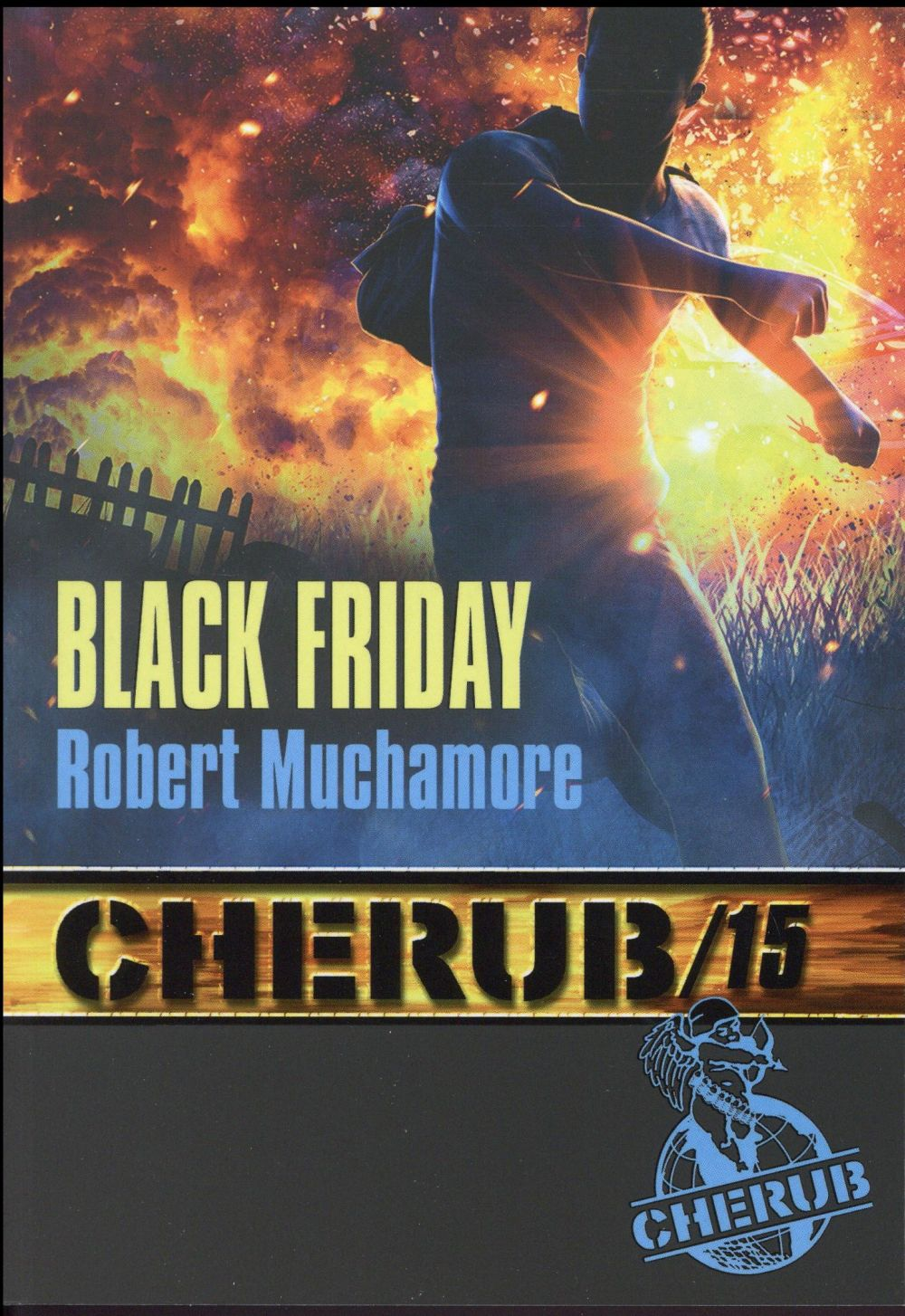 CHERUB T15 BLACK FRIDAY (POCHE)