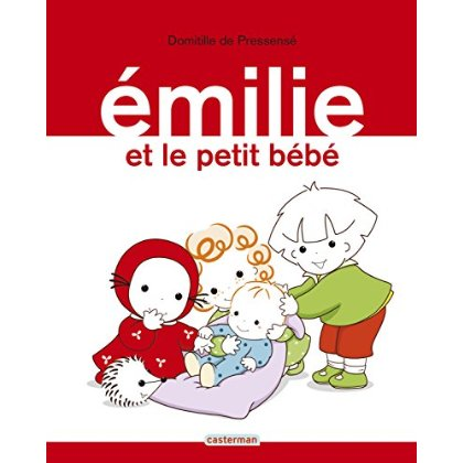 EMILIE T25 EMILIE ET LE PETIT BEBE