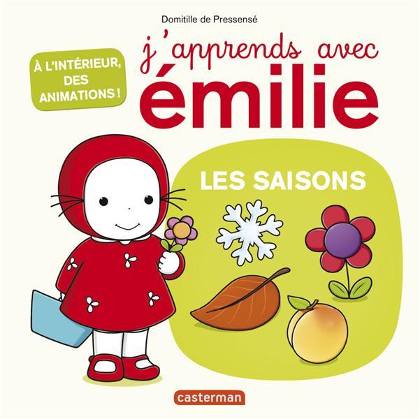 J'APPRENDS AVEC EMILIE T4 LES SAISONS