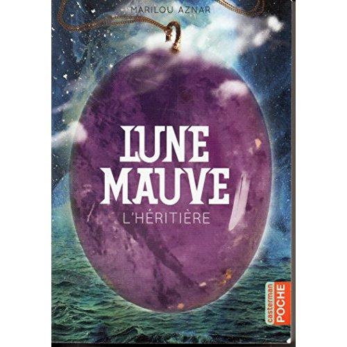LUNE MAUVE T2 (POCHE)