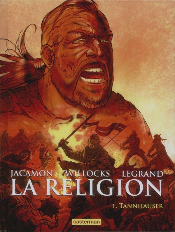 TANNHAUSER - LA RELIGION - T01