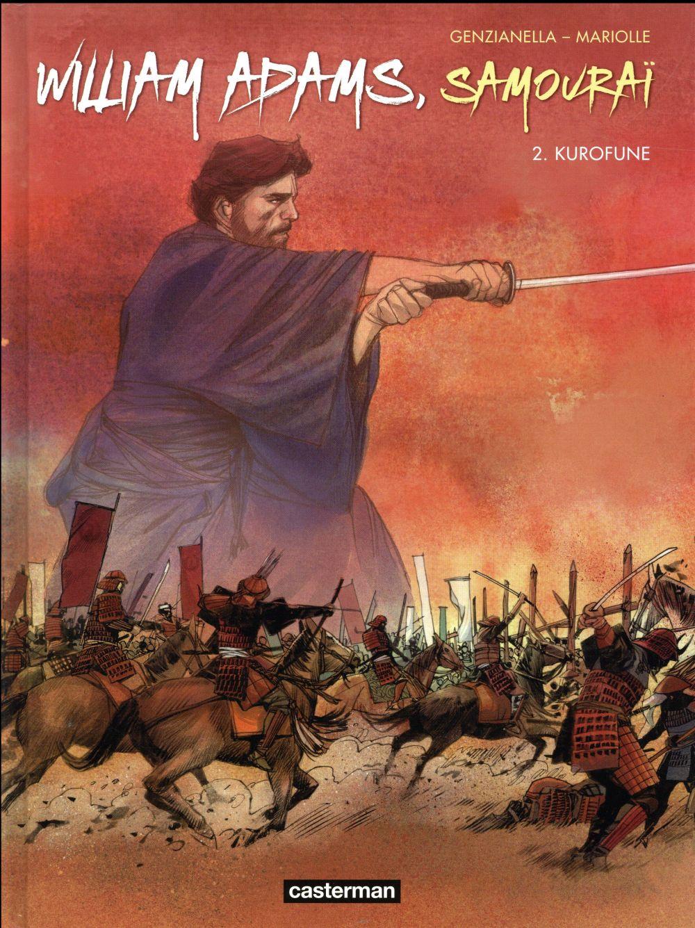 KUROFUNE - WILLIAM ADAMS, SAMOURAI - T2