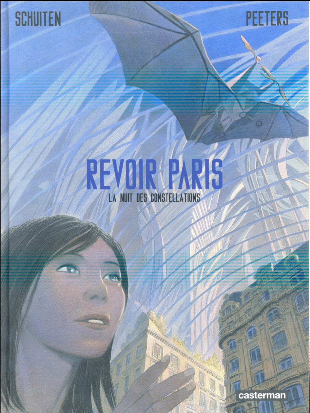 LA NUIT DES CONSTELLATIONS - REVOIR PARIS - T2
