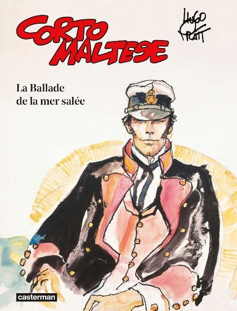 CORTO MALTESE COULEUR T1 LA BALLADE DE LA MER SALEE