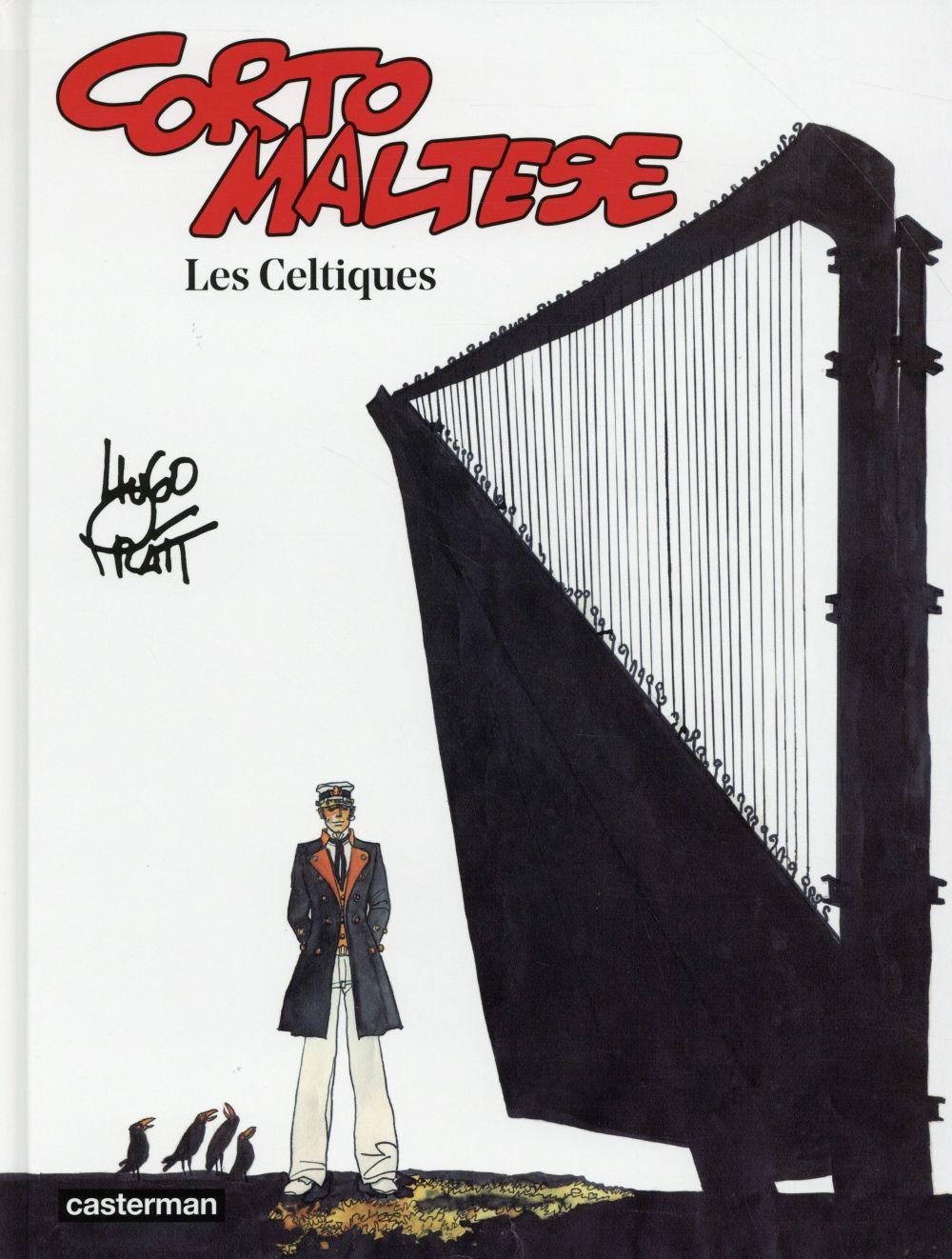 CORTO MALTESE COULEUR T4 LES CELTIQUES