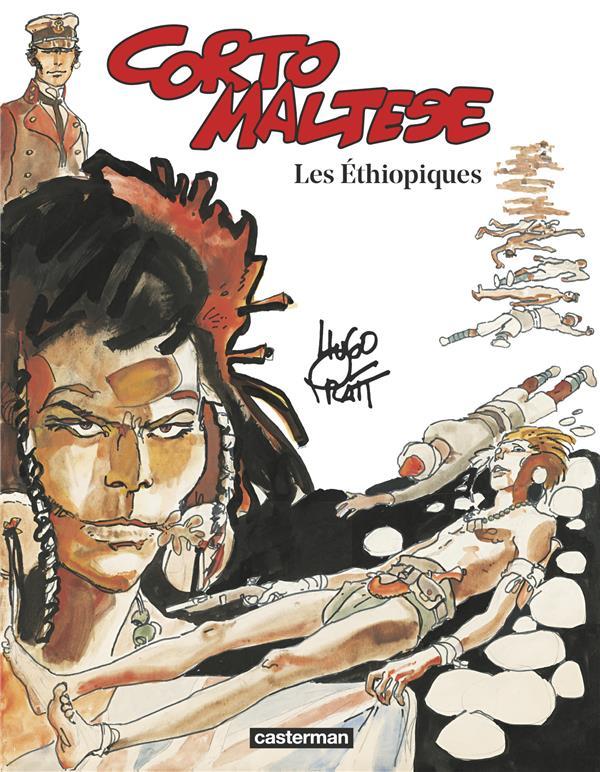 CORTO MALTESE COULEUR T5 LES ETHIOPIQUES