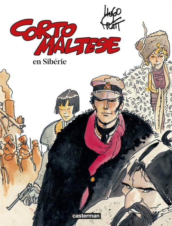 CORTO MALTESE COULEUR T6 EN SIBERIE
