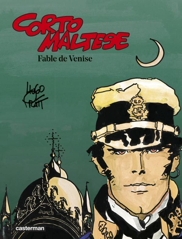 CORTO MALTESE COULEUR T7 FABLE DE VENISE (NE 2015)