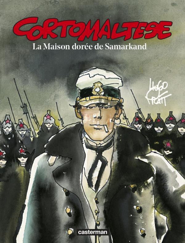 CORTO MALTESE COULEUR T8 LA MAISON DOREE DE SAMARKAND (NE 2015)