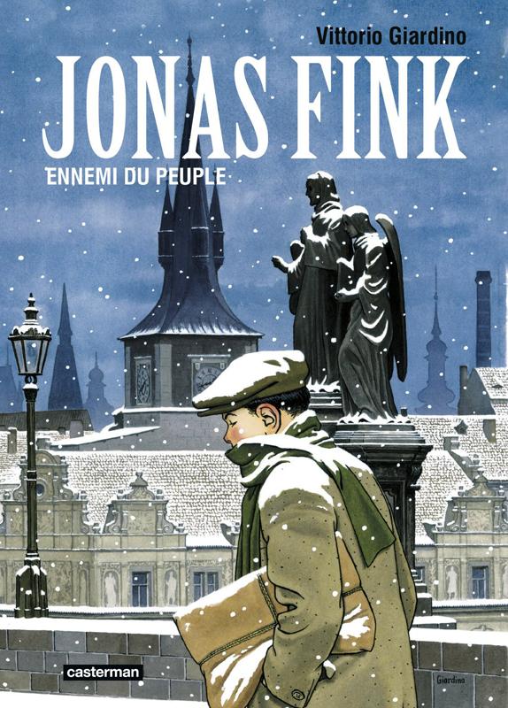 JONAS FINK T1 ENNEMI DU PEUPLE (NOUVELLE