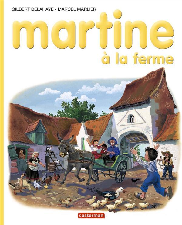 MARTINE A LA FERME - ALBUMS - T1