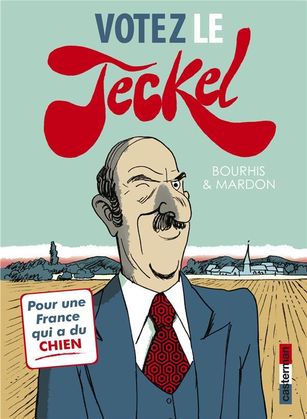 LE TECKEL T3 - VOTEZ LE TECKEL