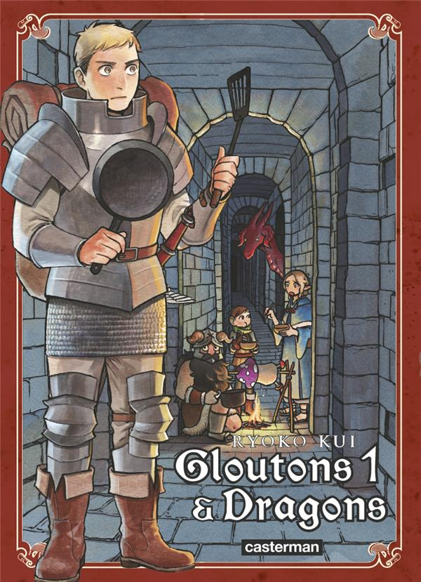 GLOUTONS ET DRAGONS - T1