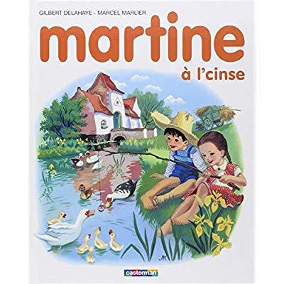 JE COMMENCE A LIRE AVEC MARTINE - T51 - MARTINE A LA FERME