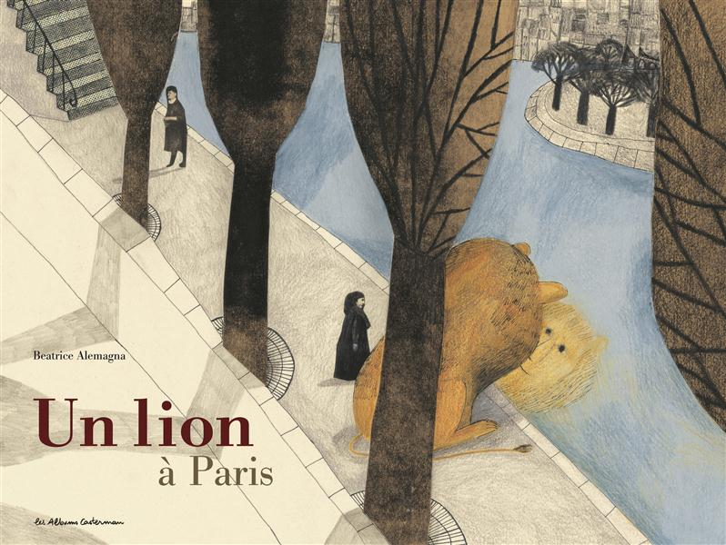 UN LION A PARIS