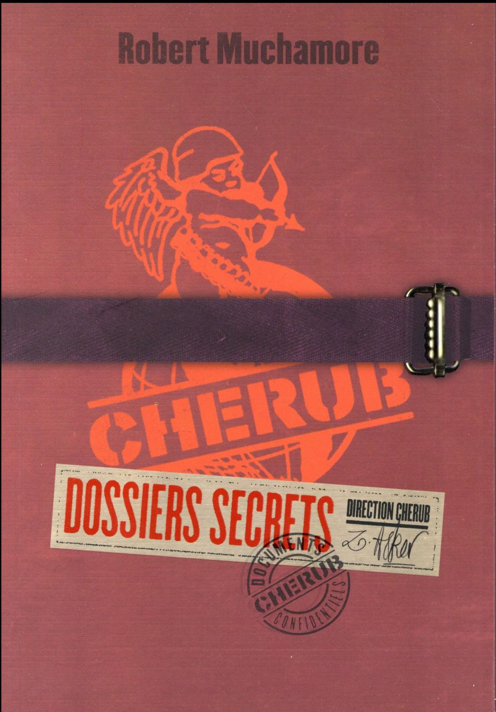 CHERUB - LE DOSSIER SECRET