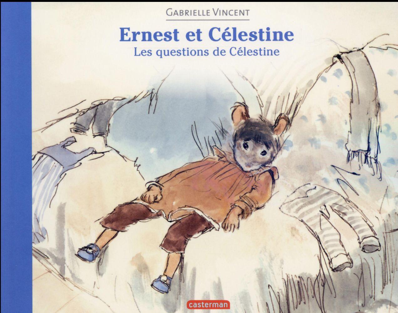 ERNEST & CELESTINE LES QUESTIONS DE CELESTINE