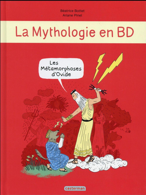 LA MYTHOLOGIE EN BD T7 - LES METAMORPHOSES D'OVIDE