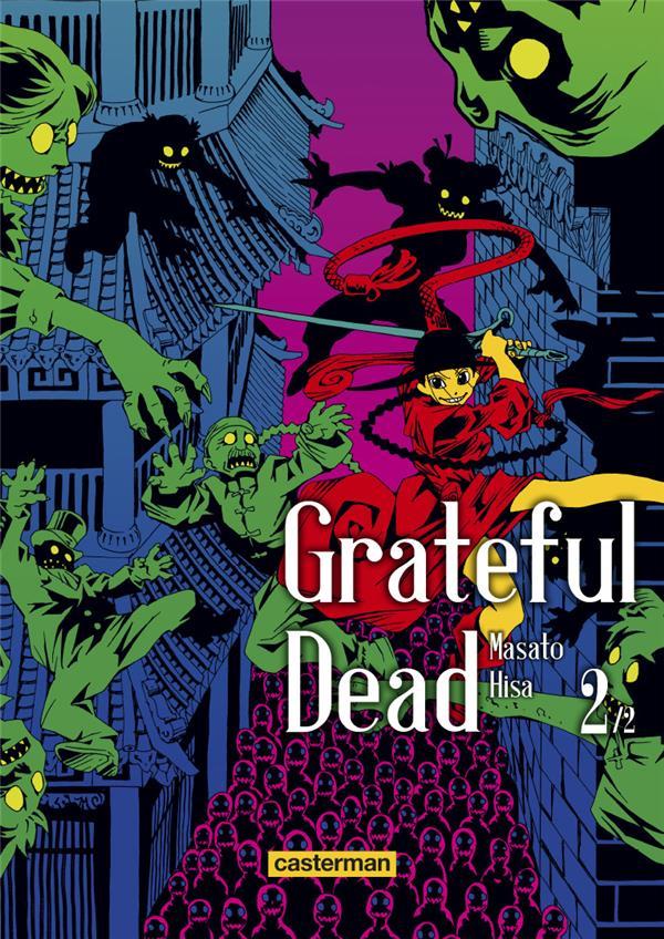 GRATEFUL DEAD - T2