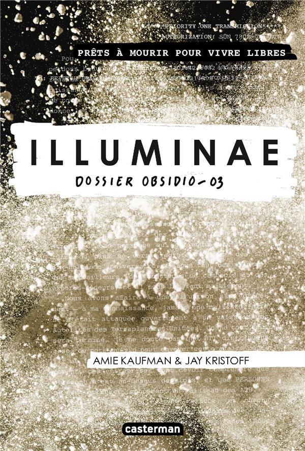 DOSSIER OBSIDIO - ILLUMINAE - T3