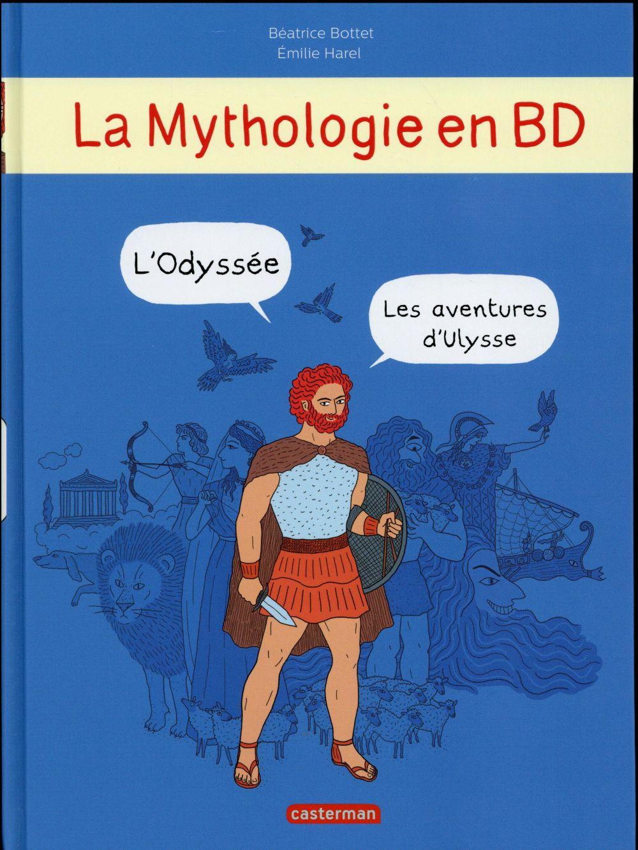 LES AVENTURES D'ULYSSE, INTEGRALE - L'ODYSSEE