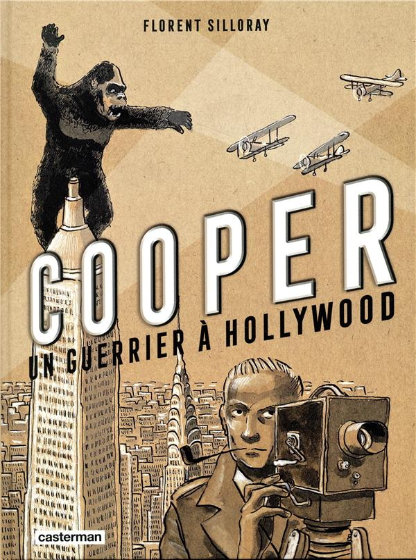 COOPER, UN GUERRIER A HOLLYWOOD