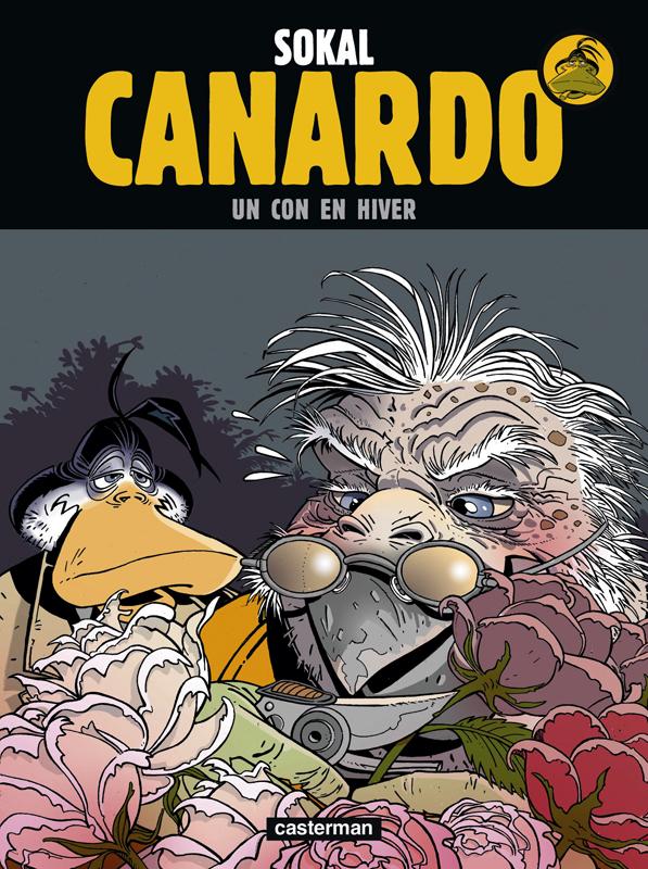 CANARDO - T25 - UN CON EN HIVER