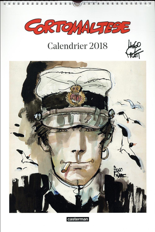 CORTO MALTESE CALENDRIER 2018