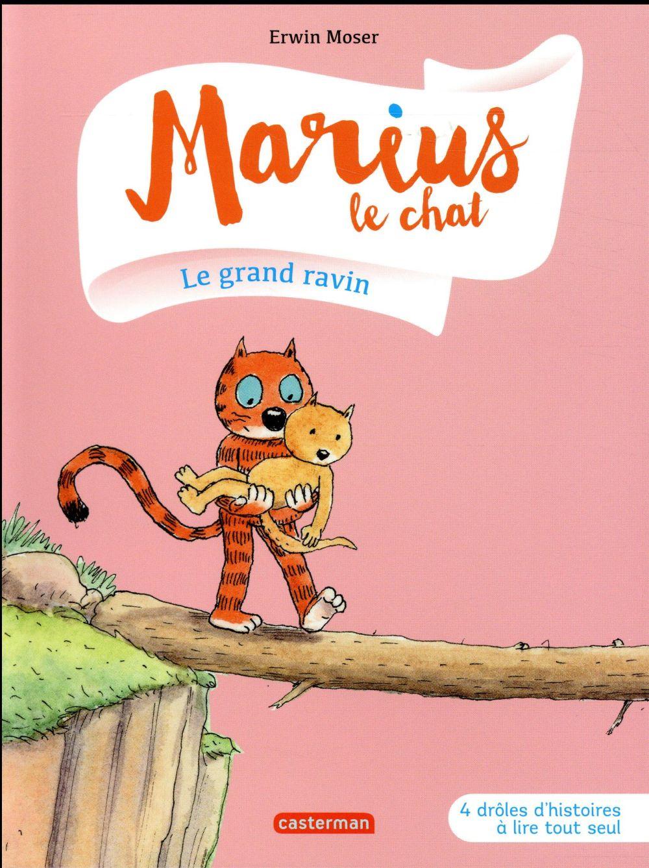 MARIUS LE CHAT T10 LE GRAND RAVIN