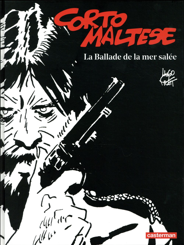 CORTO MALTESE T1 BALLADE N&B