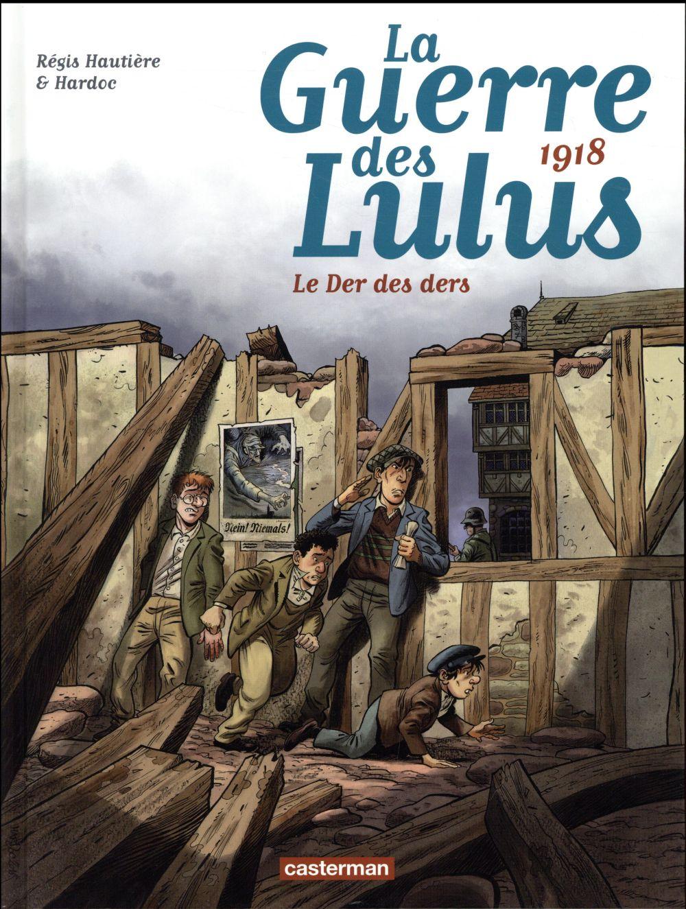 LA GUERRE DES LULUS T5 LE DER DES DERS