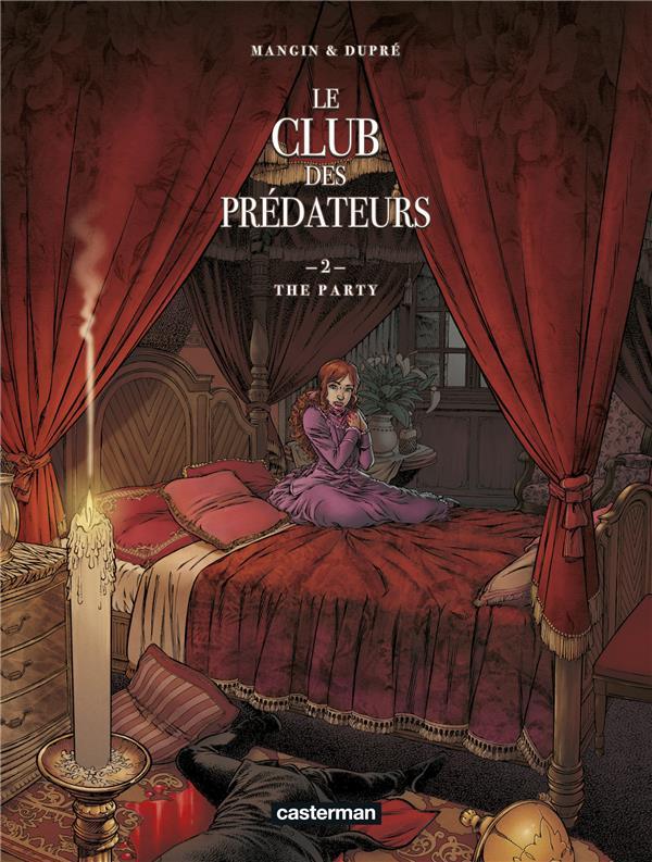 THE PARTY - LE CLUB DES PREDATEURS - T2