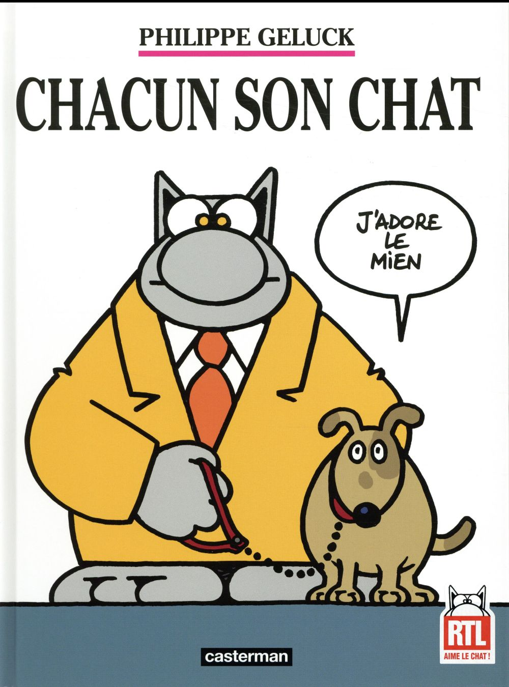 LE CHAT T21 CHACUN SON CHAT