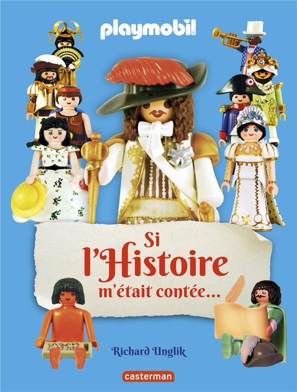 SI L'HISTOIRE M'ETAIT CONTEE - PLAYMOBIL