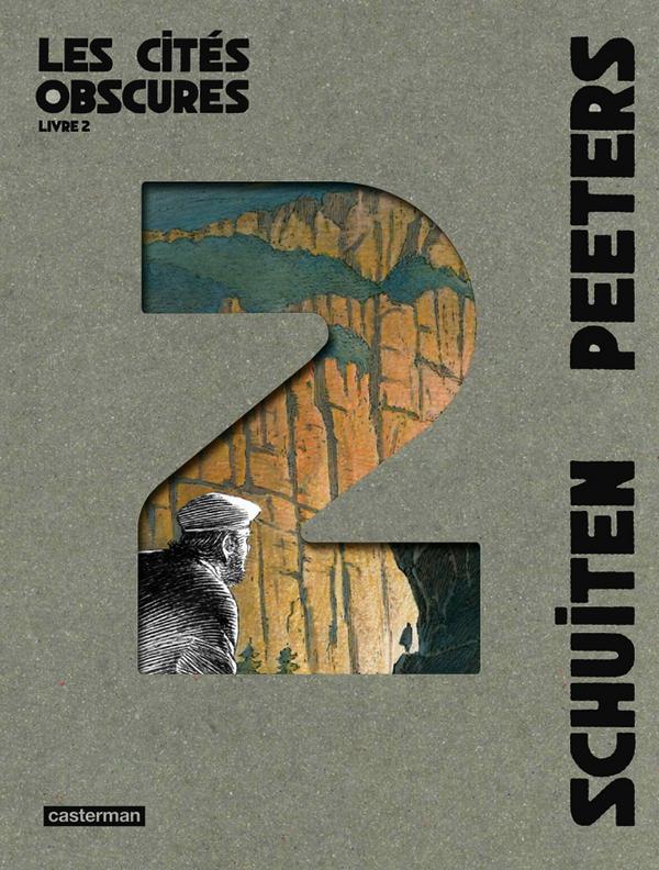 LES CITES OBSCURES - INTEGRALE 2