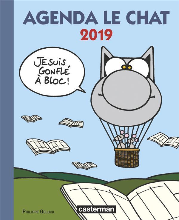 AGENDA LE CHAT 2019