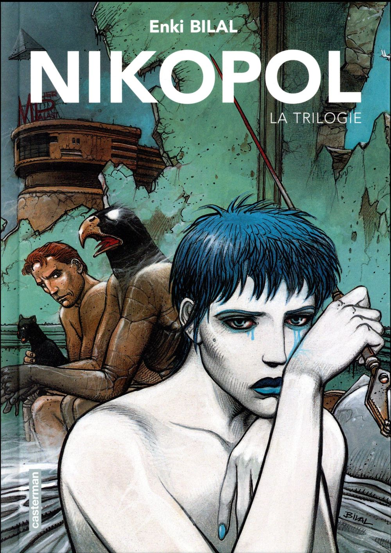 NIKOPOL - INTEGRALE ED 2017