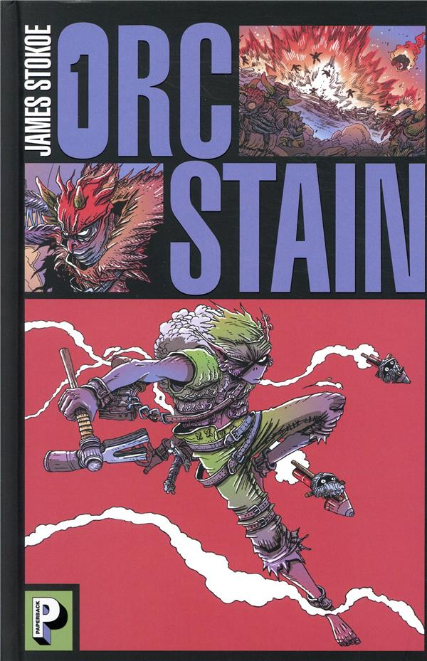 ORC STAIN