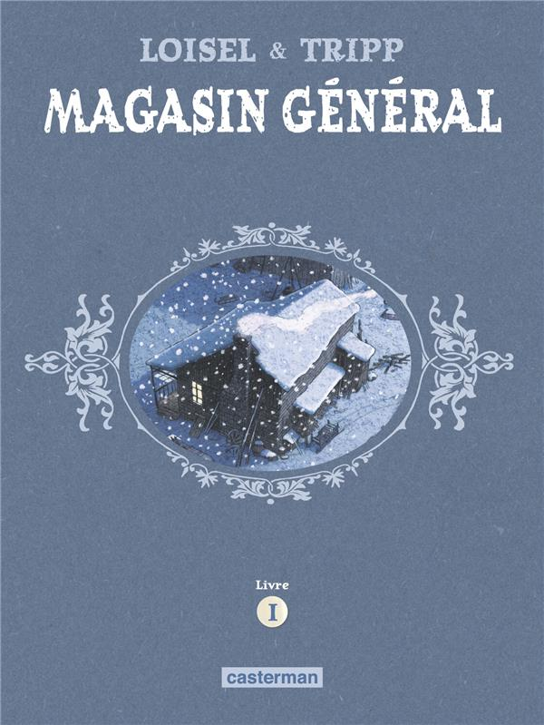 MAGASIN GENERAL - T01 - MARIE - SERGE - LES HOMMES