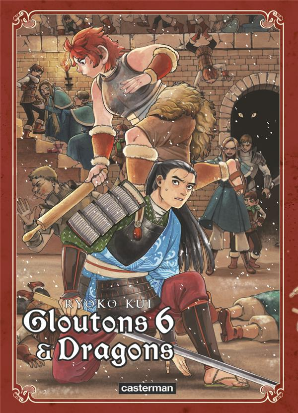 GLOUTONS ET DRAGONS - T6