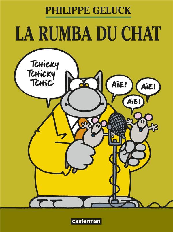 LES ALBUMS DU CHAT - T22 - LA RUMBA DU CHAT